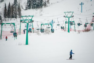 Передумали: в Шерегеше снова появился разовый ски-пасс