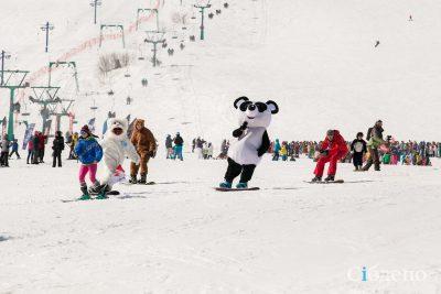 Шерегеш стал лидером зимних курортов России