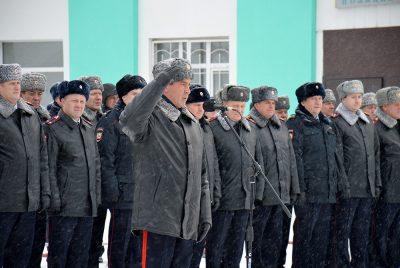 Получили приказ вернуться живыми: отряд кузбасской полиции отправился на Кавказ