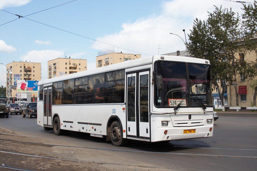 В Кемерове выявили 400 нарушений в автобусах