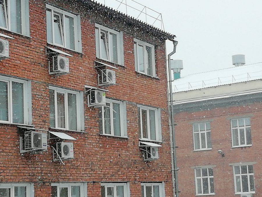 На выходных в Кузбассе будут метель и -17°С