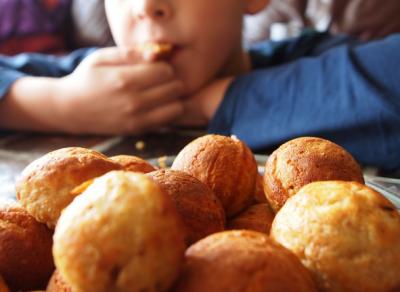 В Кузбассе ребёнок сбежал из дома с булкой хлеба ради ночной романтики