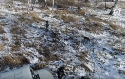 Видео: как нашли тело застреленного кемеровского подростка