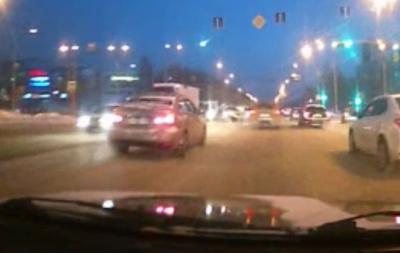 НЛО в небе над Кемеровом сняли на видео