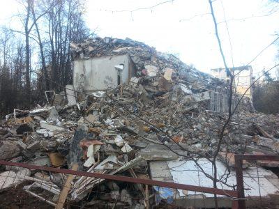 В Новокузнецке дома сносят с нарушениями