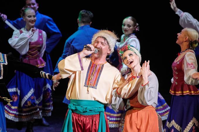 В Кемерове покажут танцевальный спектакль о казаках
