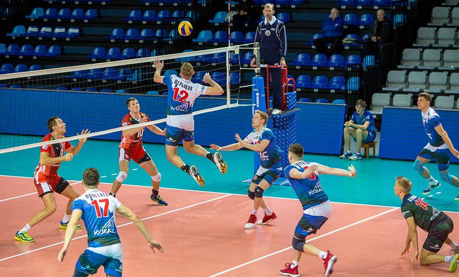 Победное поражение: ВК «Кузбасс» вышел в «Финал четырёх» Кубка России