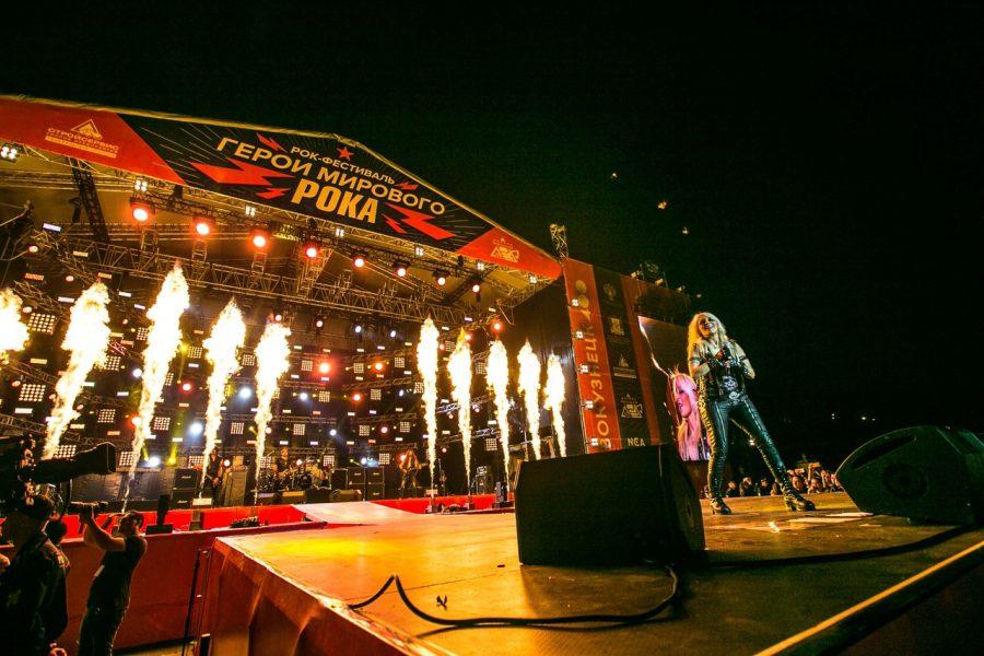 Фестиваль «Герои мирового рока» пройдёт в Кемерове