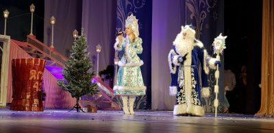 В Кемерове выбрали лучшего Деда Мороза Кузбасса