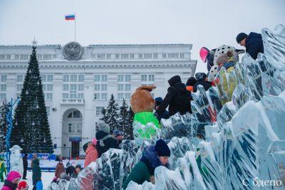 Синоптики рассказали о погоде на 1 января в Кузбассе