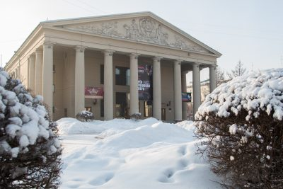 Впервые в Кемерово с гастролями приедет знаменитый театр