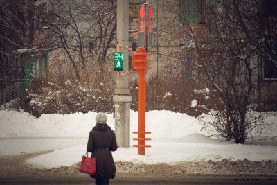 В Новокузнецке на один светофор стало больше