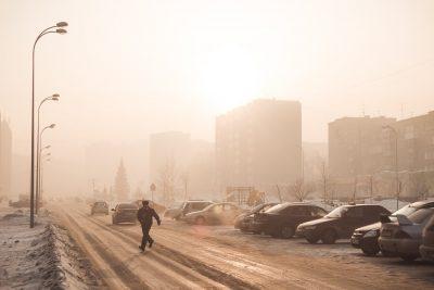 В Кемерове ввели режим «чёрного неба»