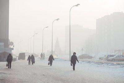 -27°С и ниже: погода, которая позволяет не ходить в школу в Кузбассе
