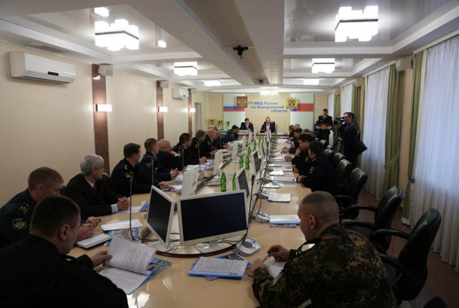 Фото: в Кузбассе начальник ФСБ возглавил областной совет «Динамо»