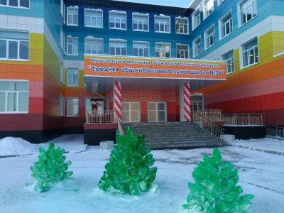 В Кемерове открыли школу, которая обошлась более чем в миллиард