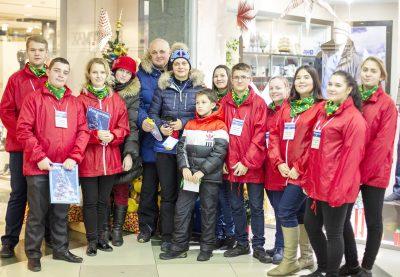 Губернатор Кузбасса осуществил новогодние мечты детей из детского дома