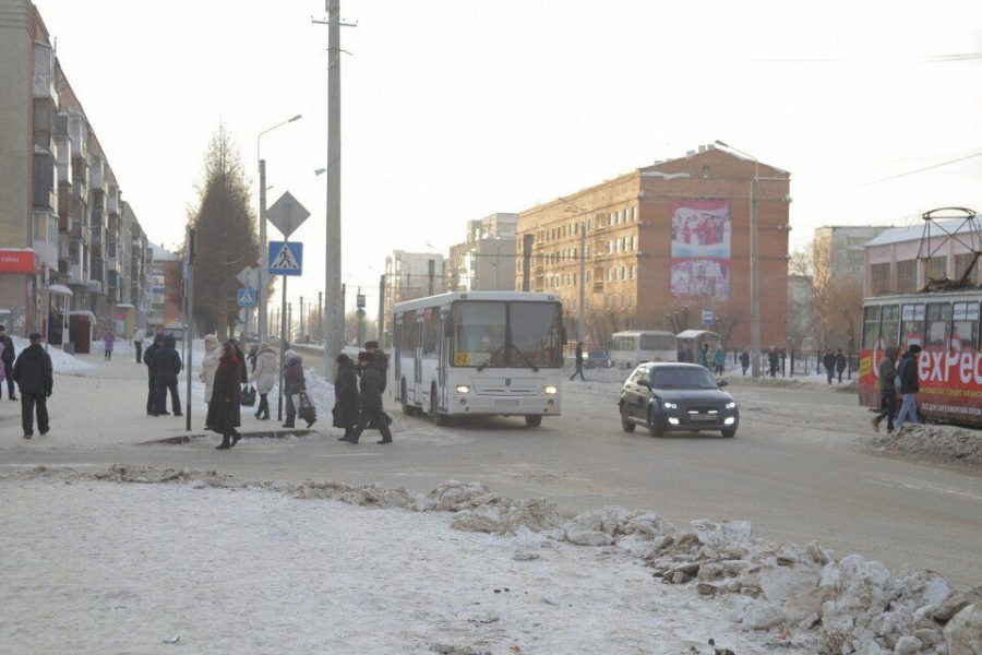 Автобусы Кемерова будут работать в новогоднюю ночь