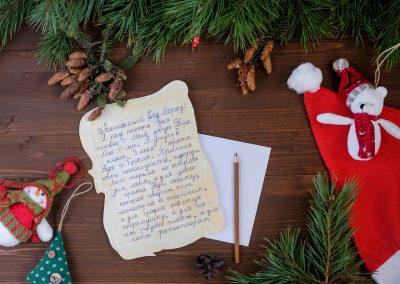 «Дедушка Мороз, я хочу…»: больше 600 кузбасских детей отправили письма в Великий Устюг