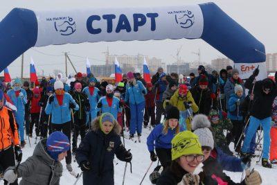 Ещё одно место для катания на лыжах появилось в Кемерове
