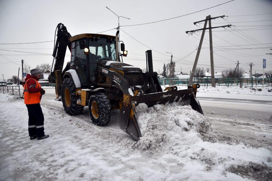 Сергей Цивилев  устроил кузбасским мэрам разнос за неуборку снега в городах