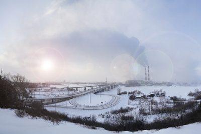 Кузбасс вошёл в число регионов с самым загрязнённым воздухом