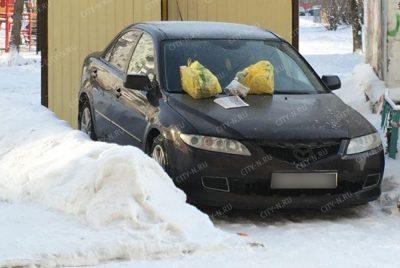 В Новокузнецке автомобилист зверски избил дворника
