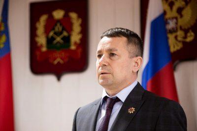 Новый мэр Киселёвска вступил в должность