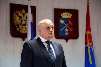 Фото: первый губернатор в истории Кузбасса отпустил бороду