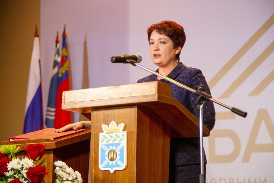 Новый глава Крапивинского района вступил в должность