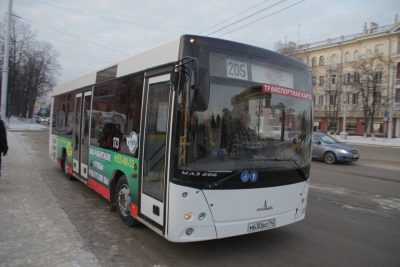 В кузбассе открыли новый междугородний маршрут