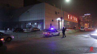 «Сити Молл» оцеплен: подробности экстренной эвакуации крупного новокузнецкого ТРЦ