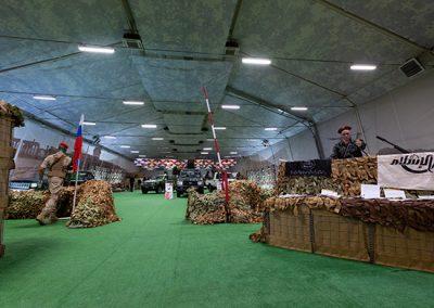 Поезд с трофеями из Сирии проедет через Кузбасс