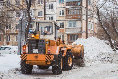 Кемерово и Новокузнецк вошли в топ-10 городов, где лучше всего чистят дороги