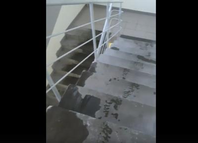 Кто устроил потоп в кемеровской многоэтажке?