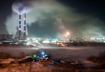 Два кузбасских города находятся под «чёрным небом» уже более 10 дней