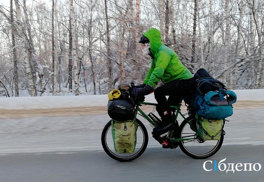 Еда из снега и суровая полиция: иностранный путешественник рассказал о Кузбассе