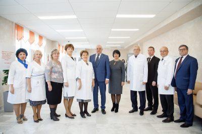 В кемеровском кардиоцентре открыли новый корпус