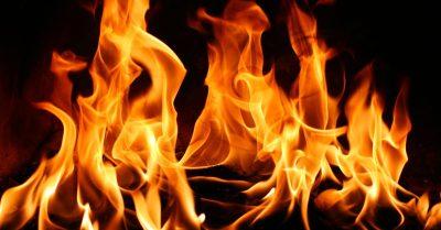 В Новокузнецке подожгли квартиру в пятиэтажке