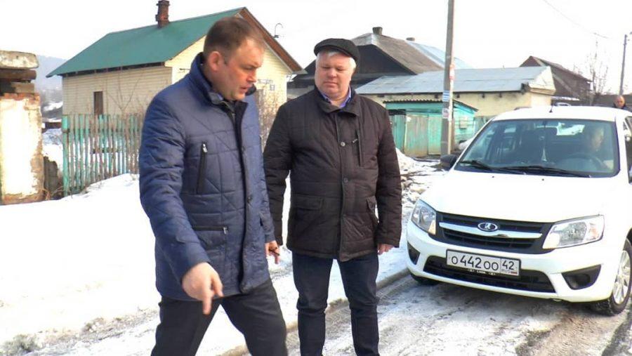 Видео: мэр Кемерова потребовал от чиновника пересесть с джипа на легковушку