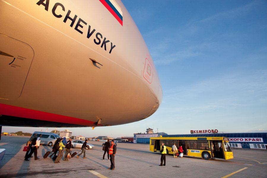 Из кемеровского аэропорта запустят рейсы до Китая и Красноярска