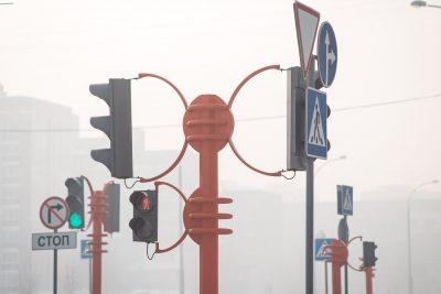 В Кемерове на день отключат светофор