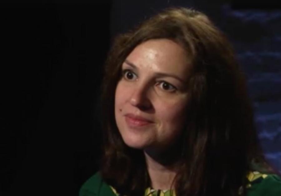 Видео: жительница Кузбасса с чёрной меткой побывала на шоу «Битва экстрасенсов»