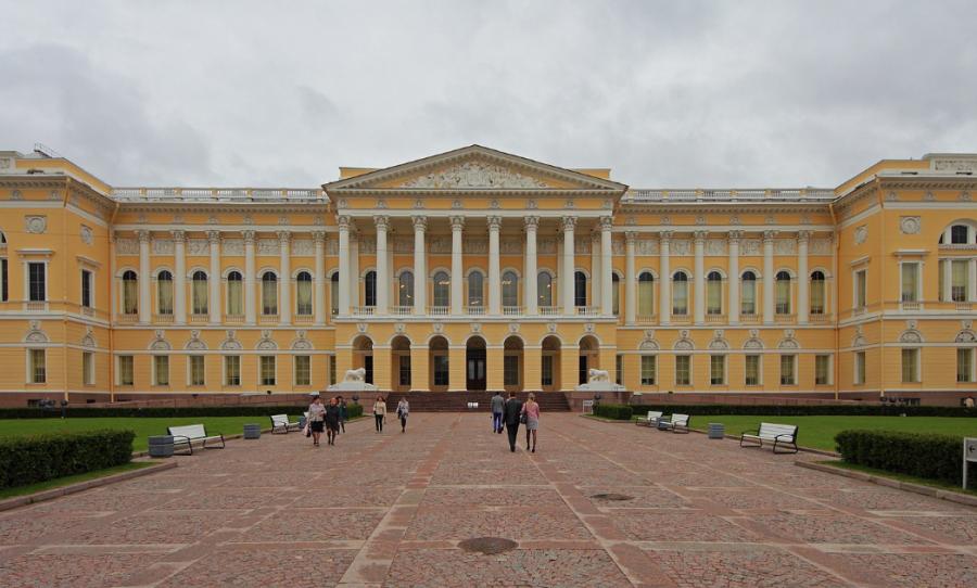 Тысячи квадратов: подробности строительства филиала Русского музея в Кемерове
