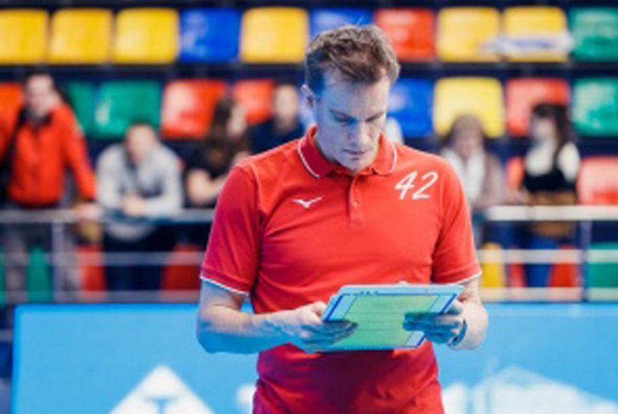 Главный тренер волейбольного «Кузбасса» возглавил мужскую сборную РФ