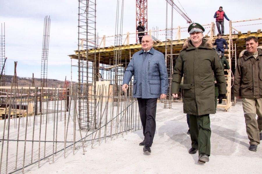В Кемерове стартовал набор в президентскую «кадетку»