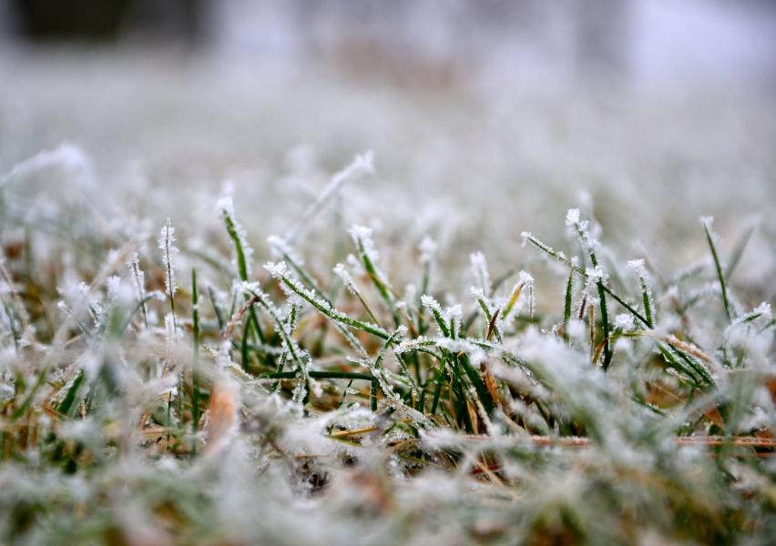 На неделе в Кузбассе похолодает до -17℃
