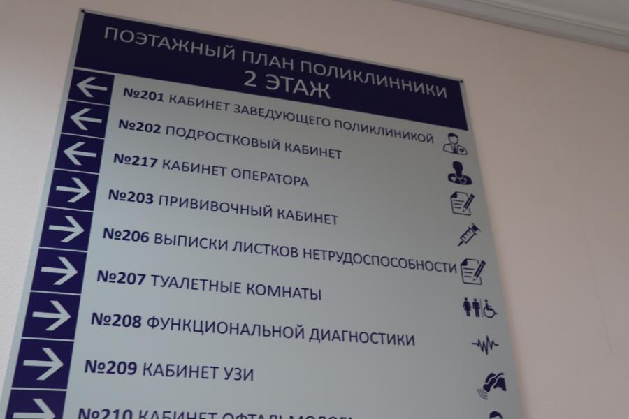 На ремонт одной из кузбасских больниц потратят 7,6 млн рублей