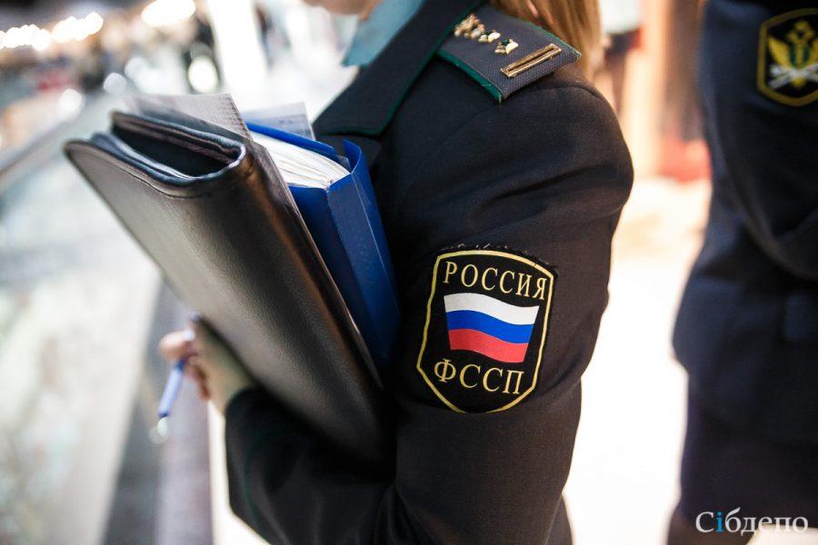 В Кузбассе у ООО арестовали два самосвала за 4,5 млн
